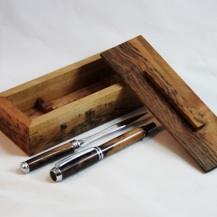Tiger Myrtle Pen Box 3