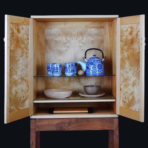 Huon Pine - Krenov Style Cabinet -web 4