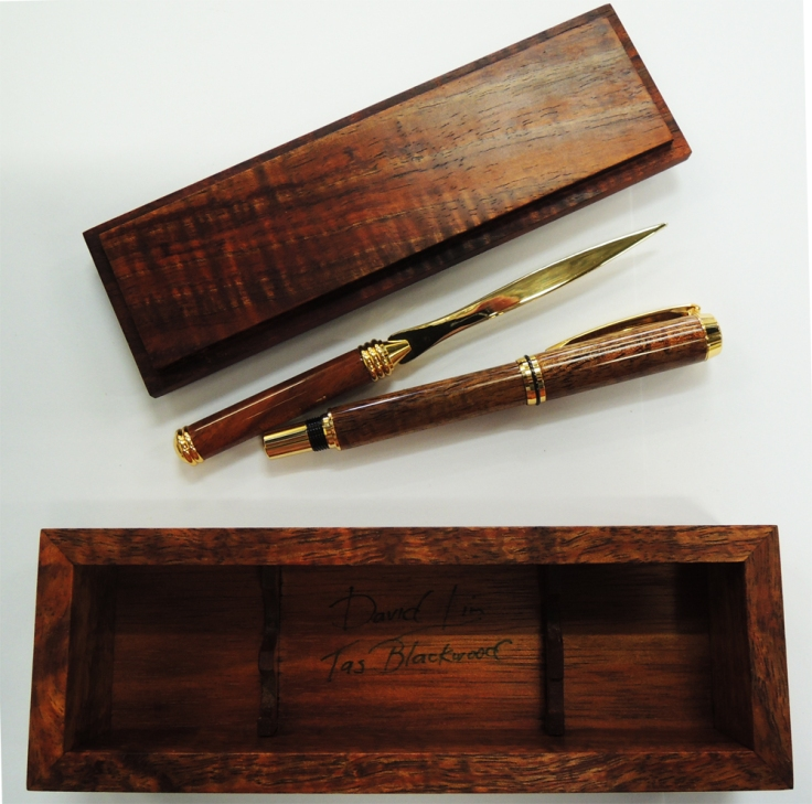 Pen-Set-Tas-Blackwood