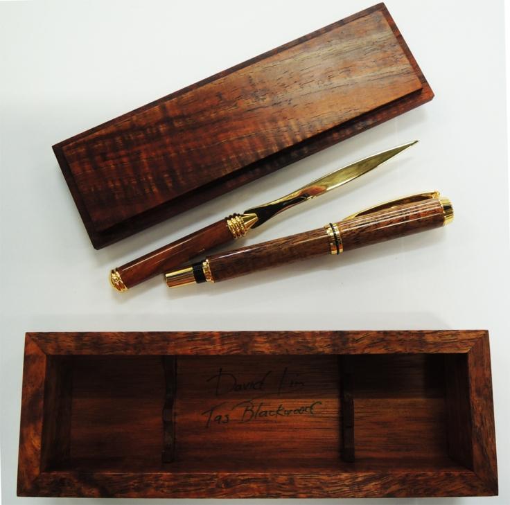 Pen-Set-Tas-Blackwood